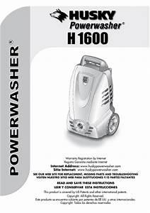 Husky H1600