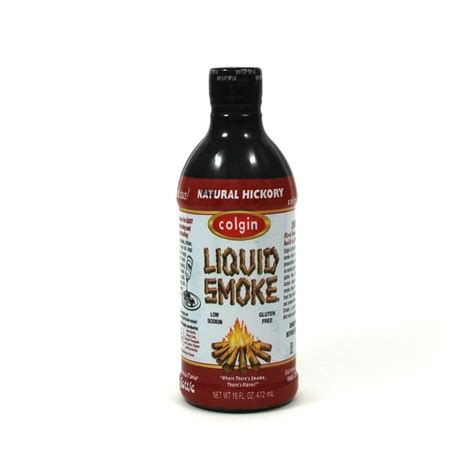 what is liquid smoke hickory liquid smoke buy online sous chef uk