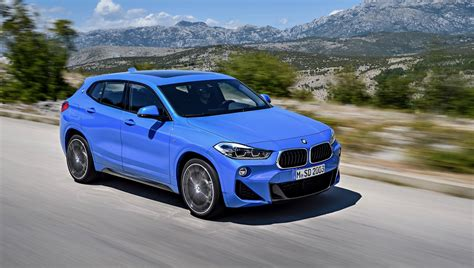 2018 Bmw X2 Expands Bmw's Coupelike Suvs  The Torque Report