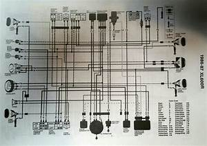 1986 Honda Xl600r Wiring Diagram Pictures