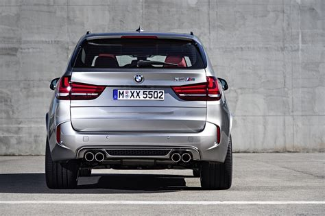 2018 Bmw X5 M Photo Gallery Autoblog