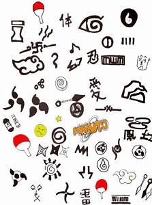 Image Gallery Naruto Symbols