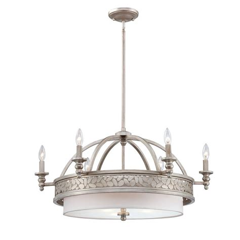 millennium lighting 4 light vintage antique silver