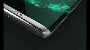 Samsung Galaxy S8 New Future Design Concept