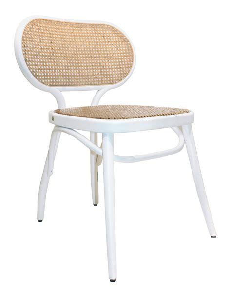 cannage pour chaise chaise bodystuhl bois cannage blanc paille naturelle