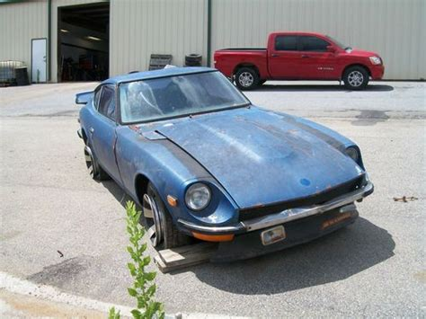 Purchase Used 1972 240z Restoration Project In Monroe
