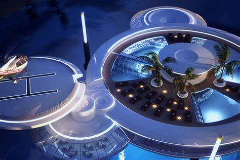 Awesome Underwater Hotel In Dubai The Water Discus by Dubai S Water Discus Underwater Hotel Concept