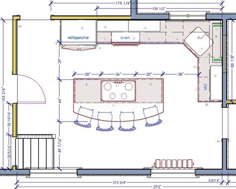 kitchen island floor plans project craftsman archives design manifestdesign manifest