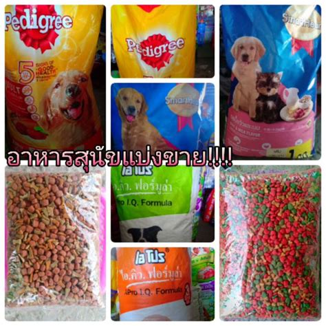 อาหารสุนัขแบ่งขายเพดดิกรี สมาร์ทฮาร์ท เอโปร | Shopee Thailand