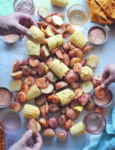 Cajun Shrimp Boil