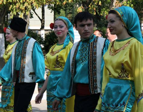 Gagauz national costume. Gagauzia is the offspring of ...