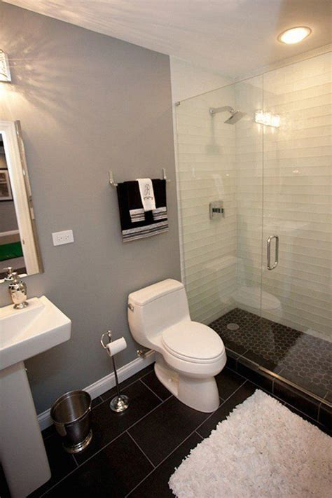17 best ideas about small basement bathroom on