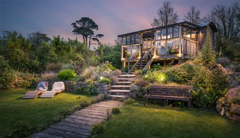 luxury cottage bohemian luxury cottage watergate bay luxury cottage