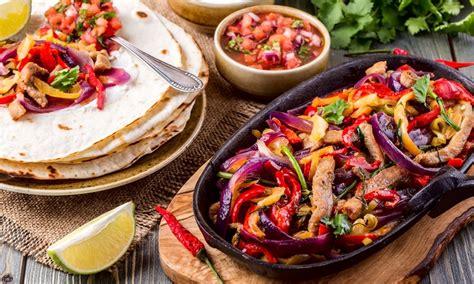 mexikanisches  gaenge menue amigo hilton groupon