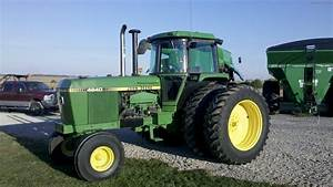 1980 John Deere 4640 Tractors - Row Crop   100hp