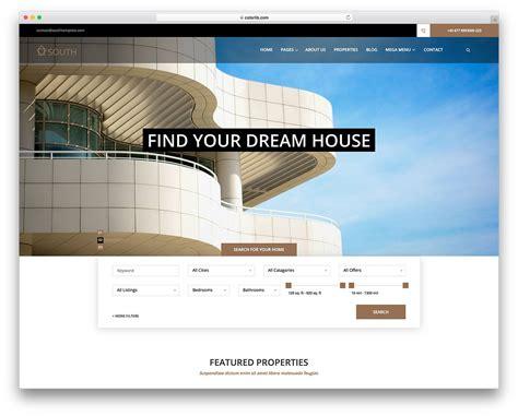 Best Listing Websites 14 Best Free Real Estate Website Templates 2019 Colorlib