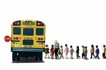 Kid Why Hard Bus Trip Field Children