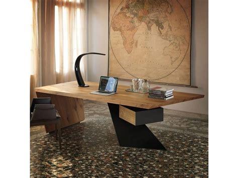 scrivanie design outlet tavolo in legno rettangolare scrivania nasdaq cattelan in