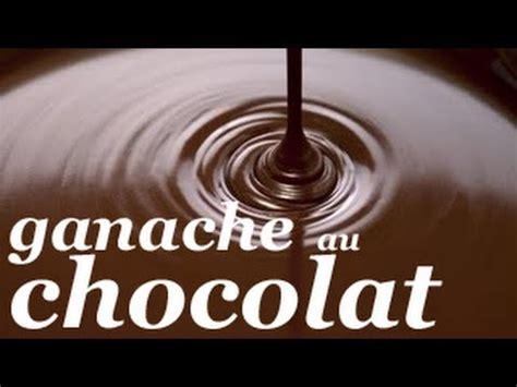 faire la cuisine cuisine express faire une ganache au chocolat