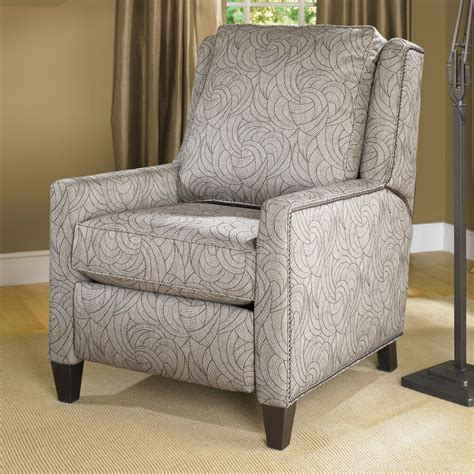 Smith Brothers Recliners by Smith Brothers Recliners Transitional Pressback Reclining
