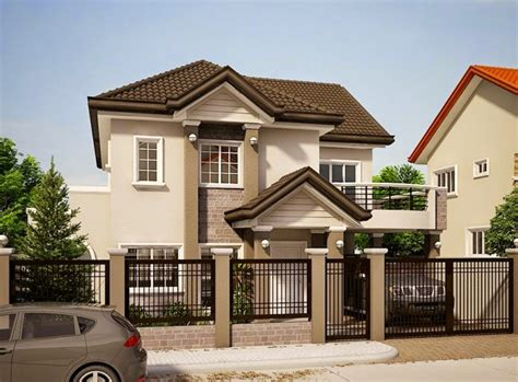 2 Storey Home Designs : Small 2 Storey House Designs And Layouts