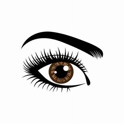 Eyelash Eyelashes Eyebrow Makeup Template Eye Extensions