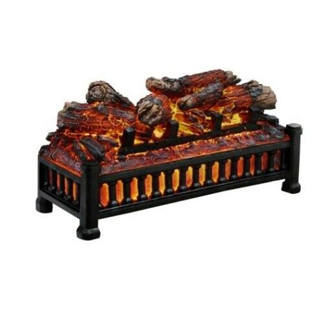 pleasant hearth   electric fireplace logs  sale