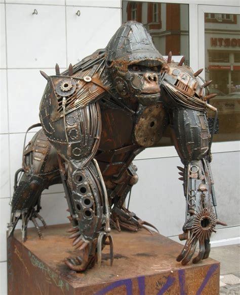 berlin metal art projects scrap metal art metal art