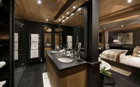 chambre chalet de luxe inspiring modern chalet interior design from alps