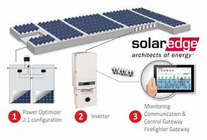 Solaredge Commercial Solar 273 7 Kw Qcells System