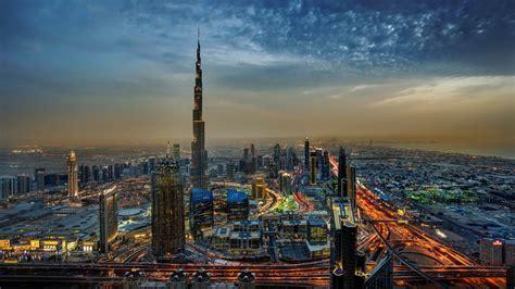 Download 1920x1080 Wallpaper Burj Khalifa, Dubai, City