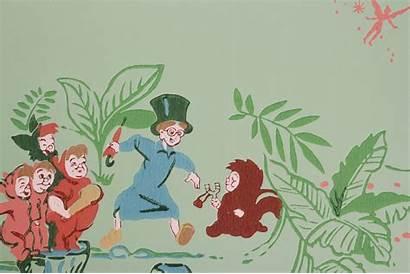 Pan Disney Peter Walt 1950s Wendy 1950