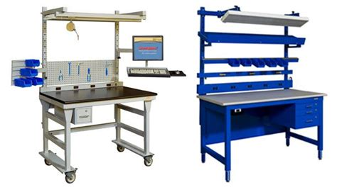 assembly manufacturing workstations industrial