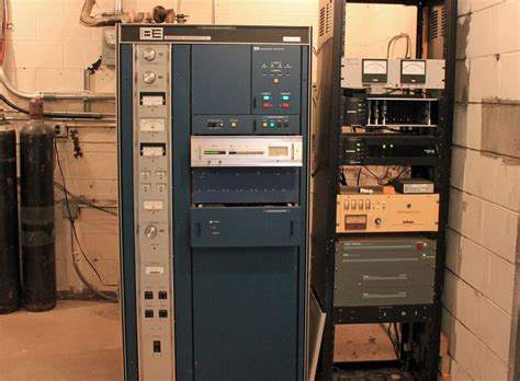 The Old Broadcast Electronics Transmitter Engineering Radio