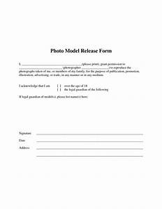 free photographer release form photo model release form With photographer copyright release form template