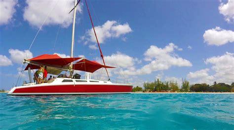 Catamaran Excursion by Catamaran Charter Excursion Barbados Cruise