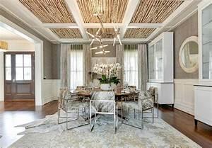 Elegant, Old, American, Farmhouse, Style, Mansion