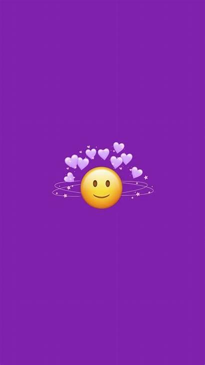 Emoji Aesthetic Wallpapers Iphone Sad Backgrounds Fondos