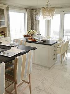 ivory kitchen island cottage kitchen sarah With kitchen colors with white cabinets with capiz shell wall art