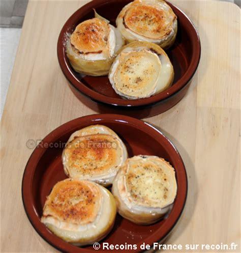 cuisiner fond d artichaut recette fond d 39 artichaut au chèvre sur recoin fr
