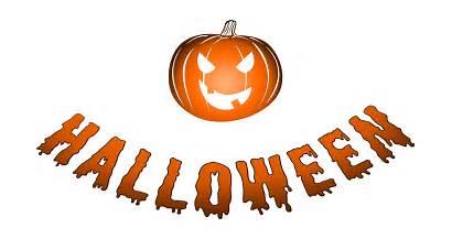 Halloween Jack Lantern Clipart Symbols Number Associated