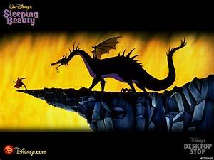 Maleficent Dragon - Maleficent Wallpaper (2566846) - Fanpop