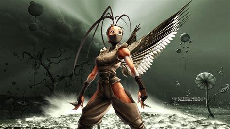 angel warrior wallpaper hd