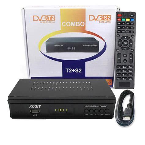 samsung dvb t2 receiver digital dvb s2 satellite dvb t2 terrestrial receiver combo