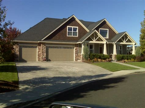 craftsman house plans with pictures craftsman style home designs unique house plans