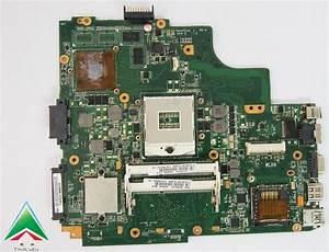 K43sv Main Board Rev 2 2 Used For Asus K43sj Laptop Nvidia