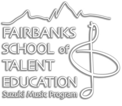 Talent Education Suzuki School by Fairbanks School Of Talent Education Suzuki Program