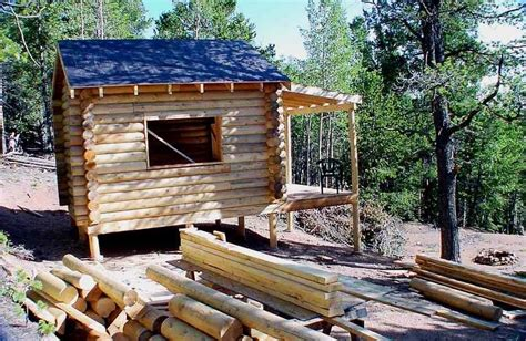 The Best Of Easy Log Cabin Plans