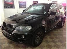 BMW X5 Wrapped Matte Satin White from Black by Wrapping