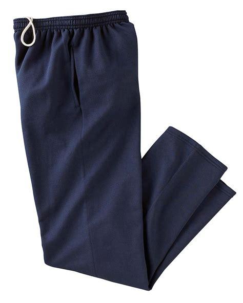 champion eco  oz  open bottom pants